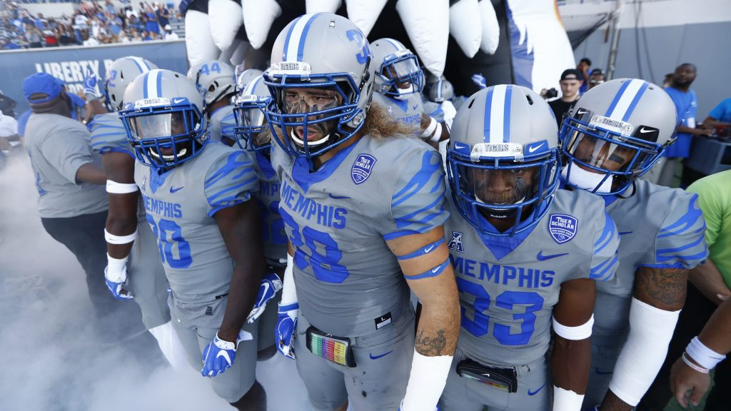 Memphis football 2019