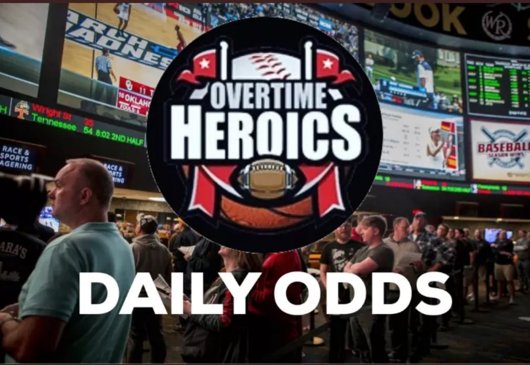 OTH- Daily Odds 7/4/19 - Overtime Heroics