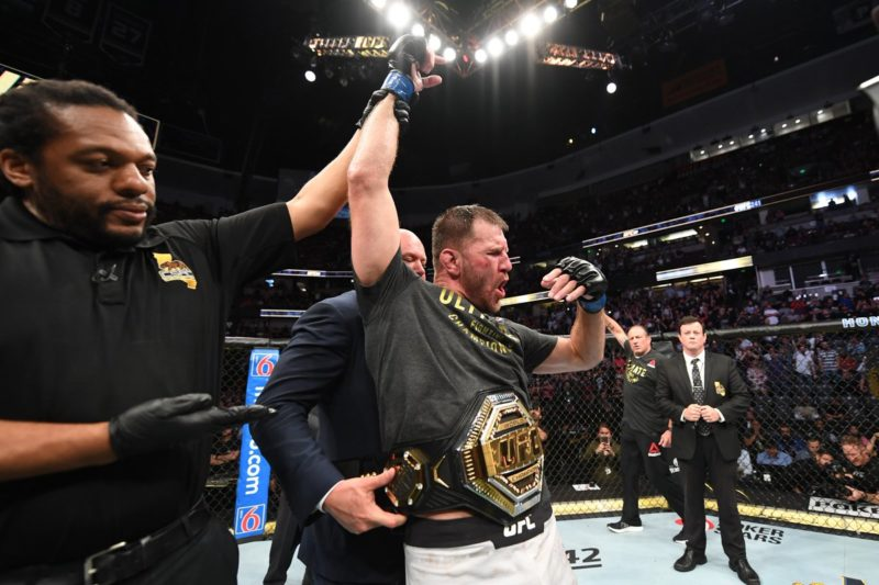 UFC/Getty Images