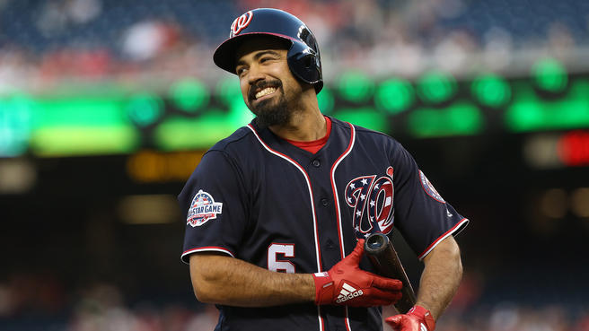 World Series Matchup Anthony Rendon