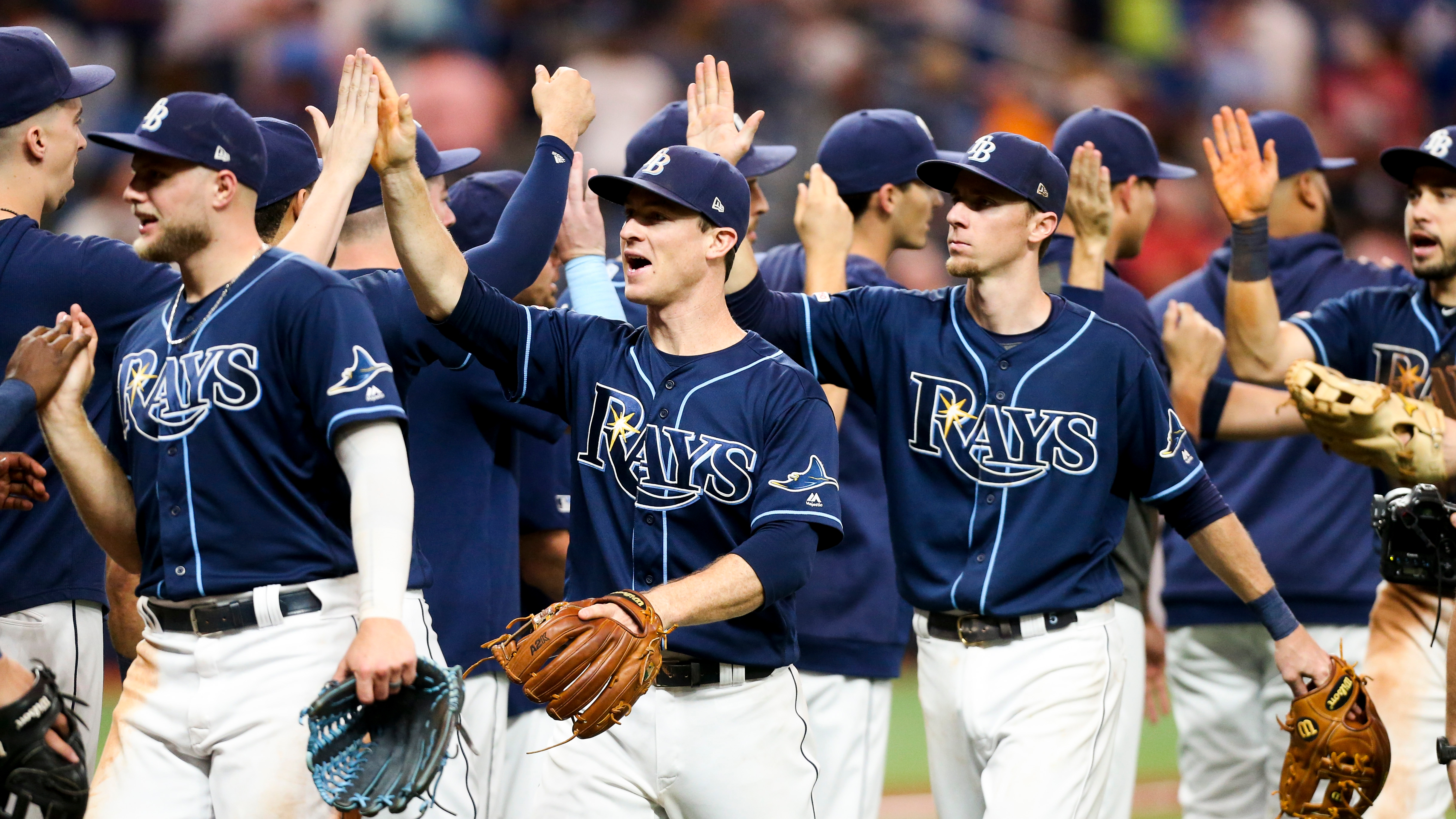tampa bay rays 2019 season in review overtime heroics tampa bay rays 2019 season in review