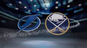 Sabres and Lightning