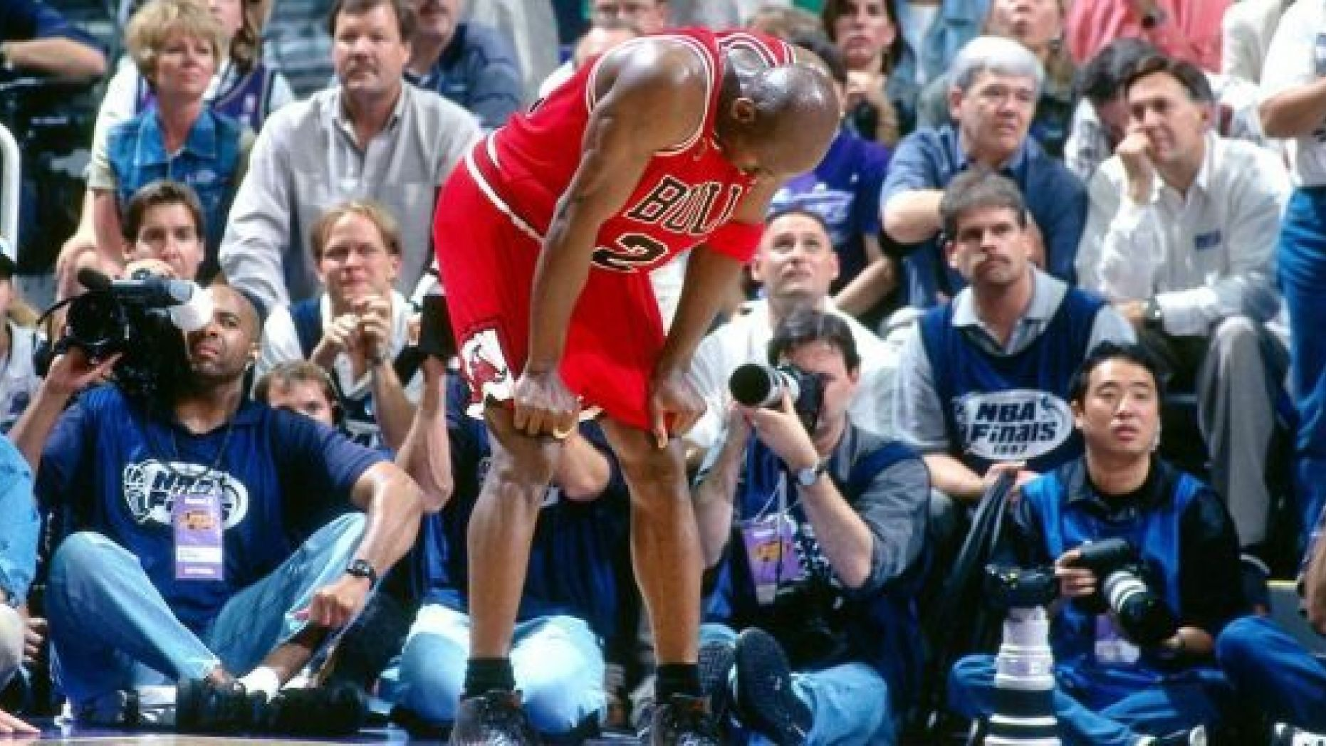 Sports Conspiracies: Flu Game