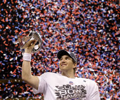 Eli will forever be a true champion in NY.