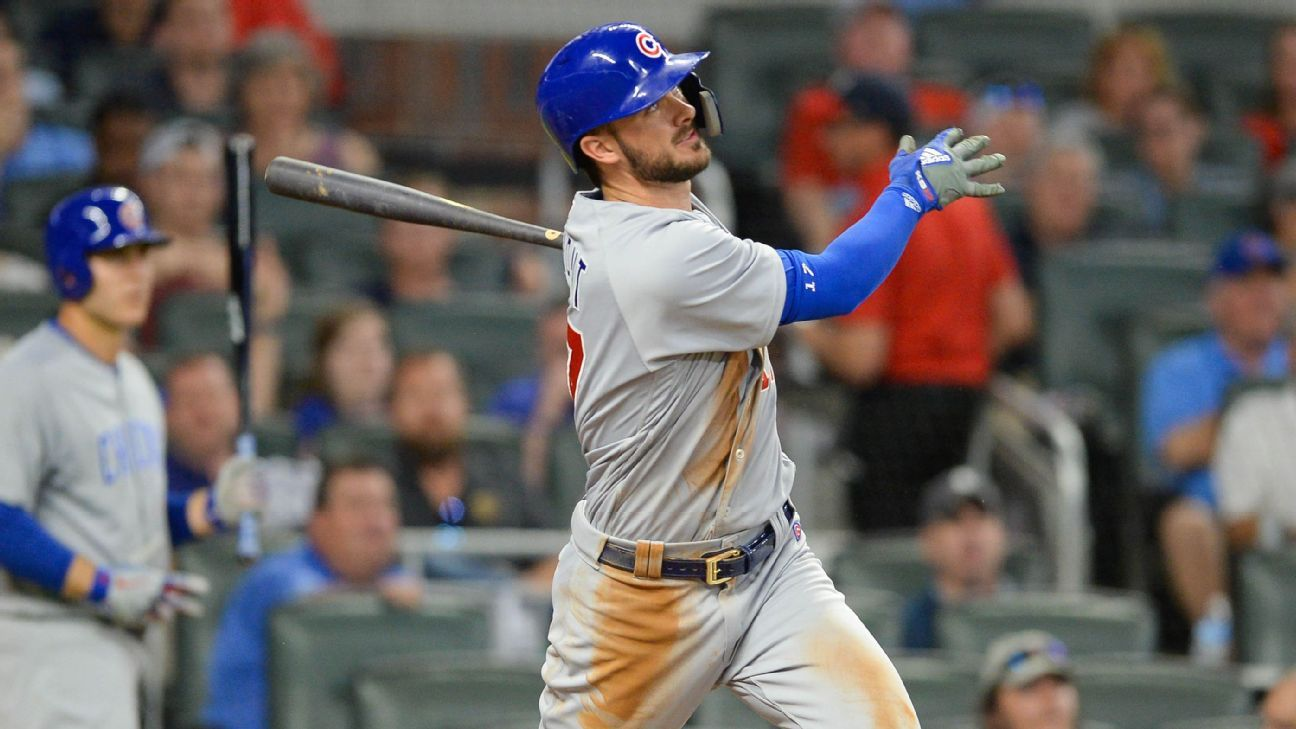 Kris Bryant to the Phillies?