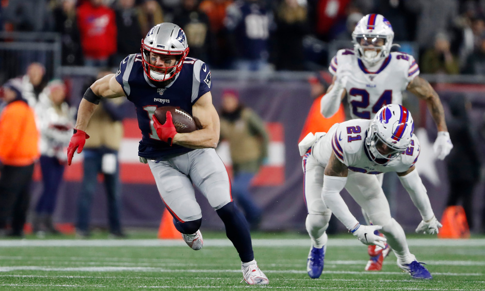 Patriots Clinch AFC East