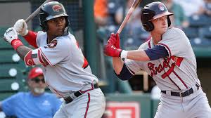 Braves Prospects Christian Pache and Drew Waters