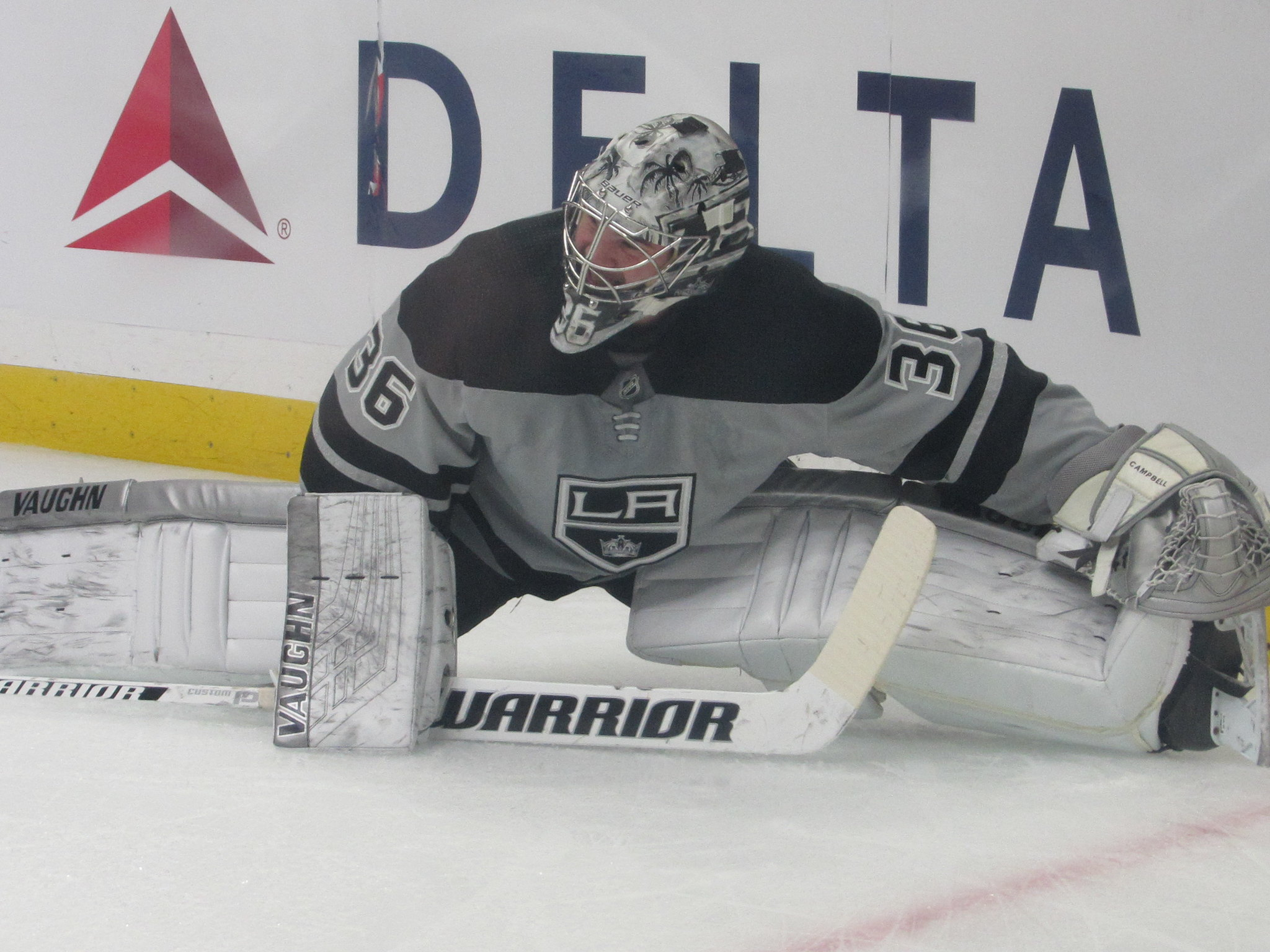 Icymi Toronto Maple Leafs Acquire Jack Campbell And Kyle Clifford From Kings Overtime Heroics