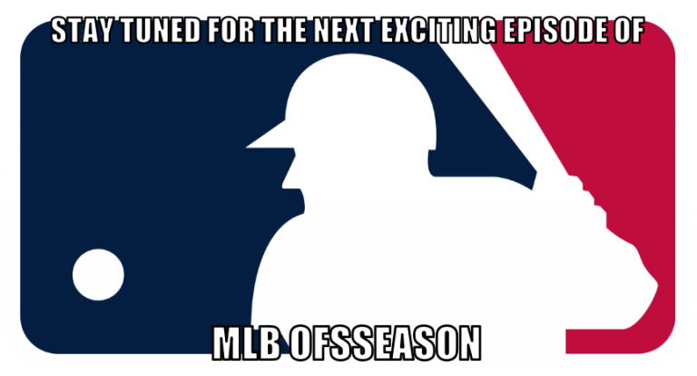 MLB Offseason Reads Like a Scripted Reality Show
