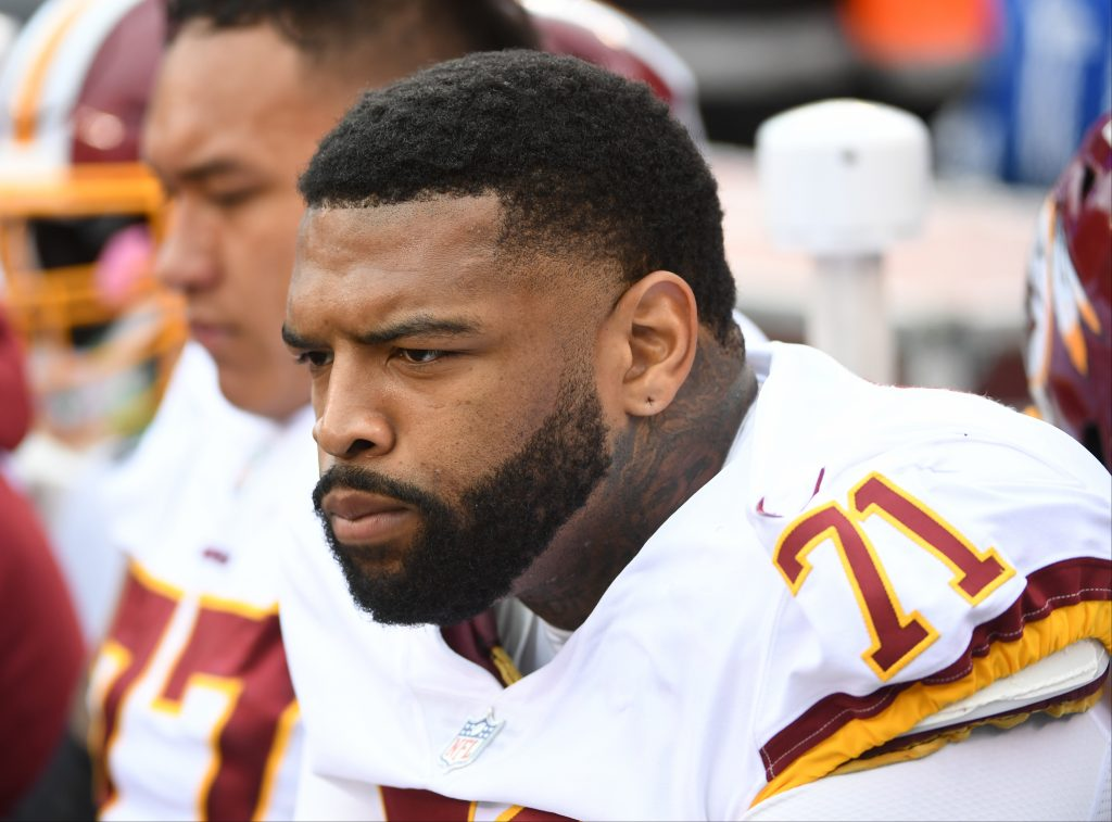 Trent Williams Browns
