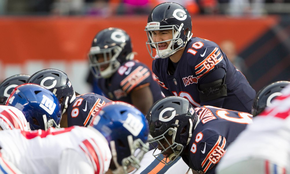 Chicago Bears' Offensive Positional Grades Post-Free Agency