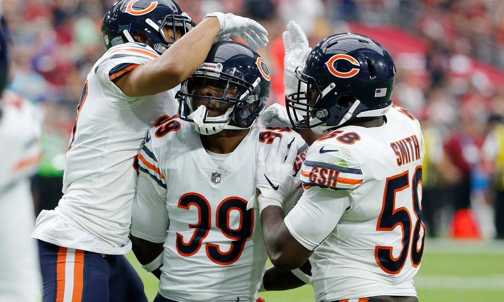 Chicago Bears' Defensive Positional Grades