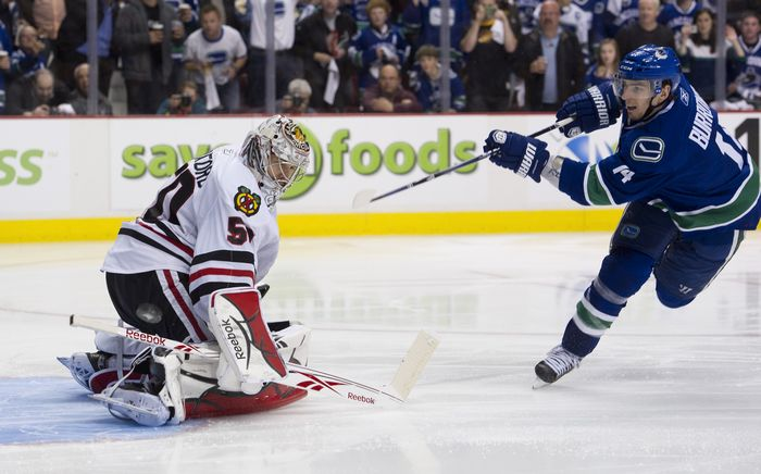 Canucks Rivalries