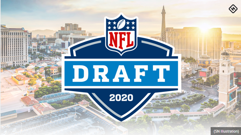 Ravens Mock Draft Logo