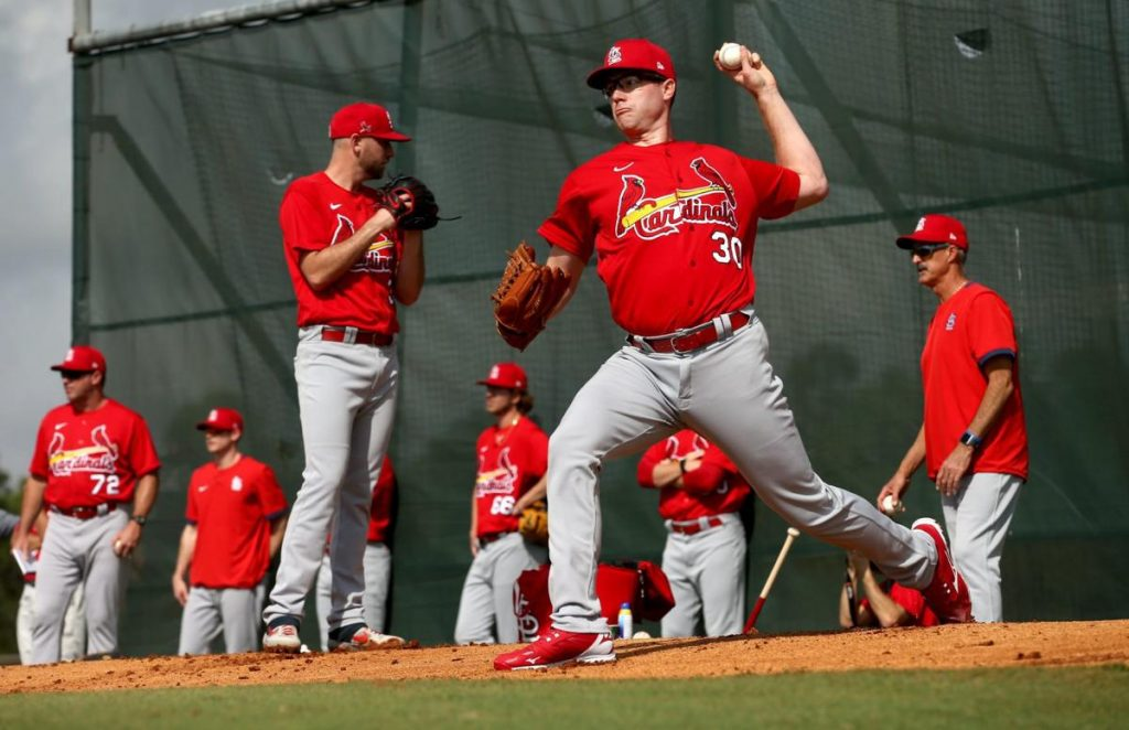 Cardinals have plenty of options in the bullpen. Cardinals 26-Man Roster for 2020.