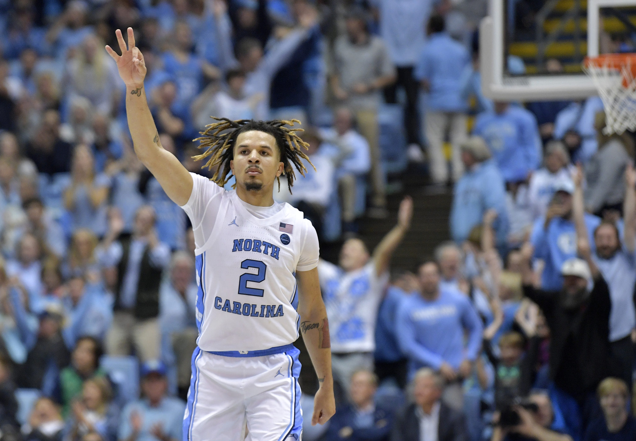 Scouting Report: Cole Anthony - Overtime Heroics