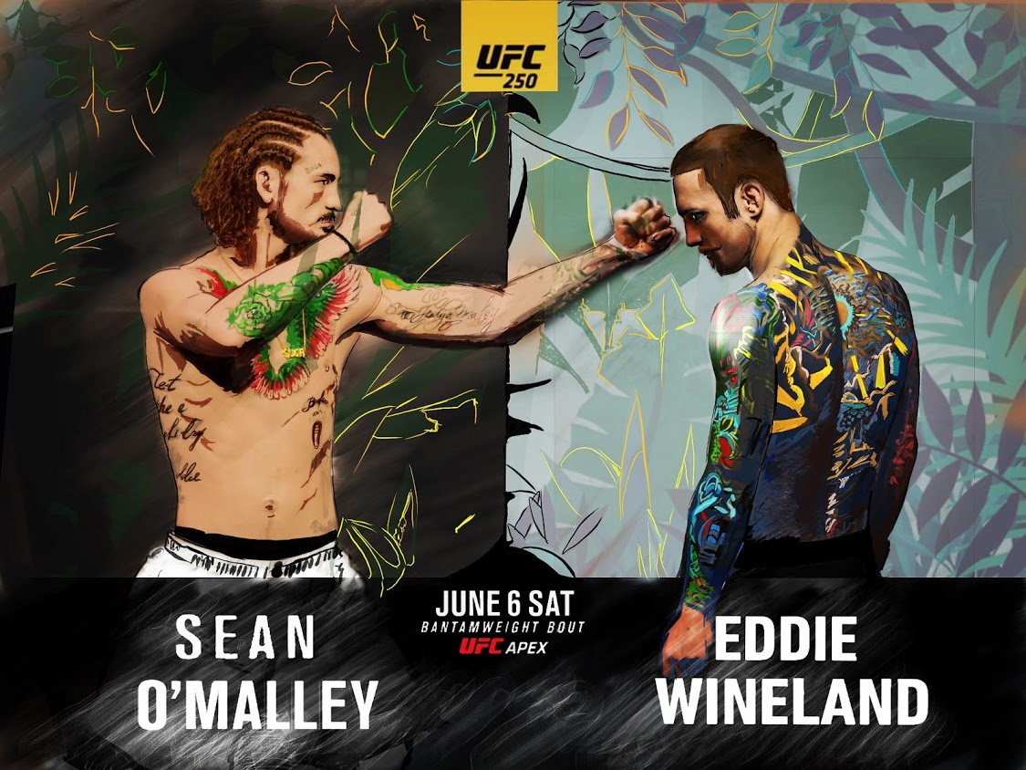 Suga Sean O'Mallet vs Eddie Wineland