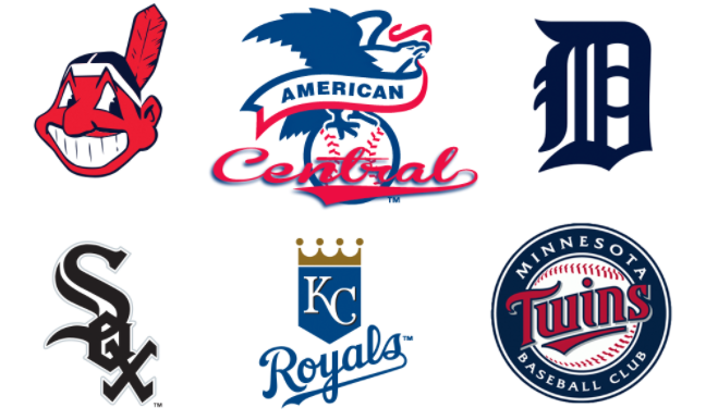 AL Central Division in Major League Baseball.