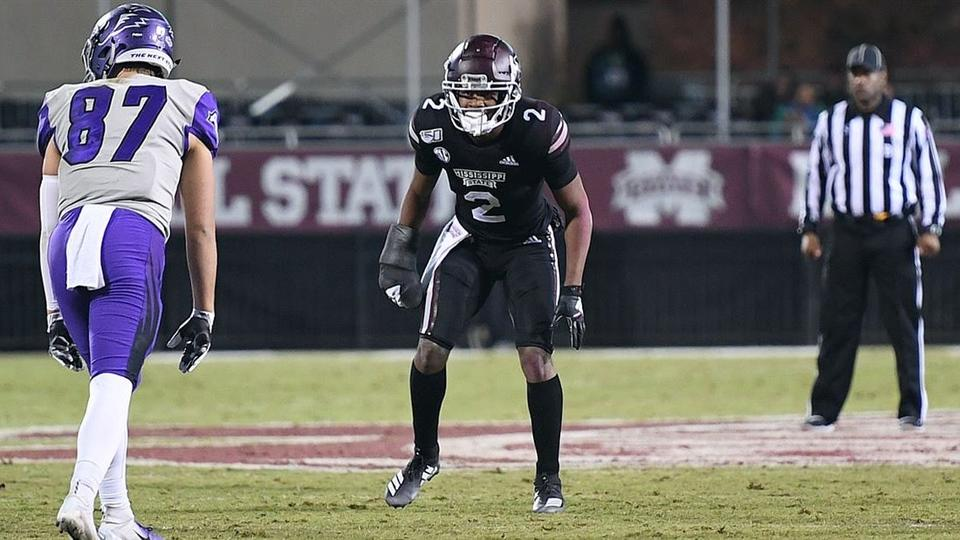 Jones lines up at DB against Abilene Christian