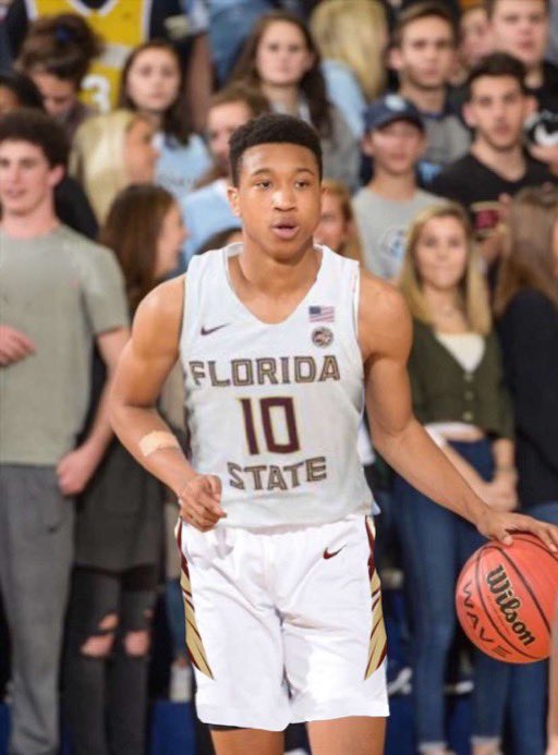 Five star Matthew Cleveland commits to Florida State.
