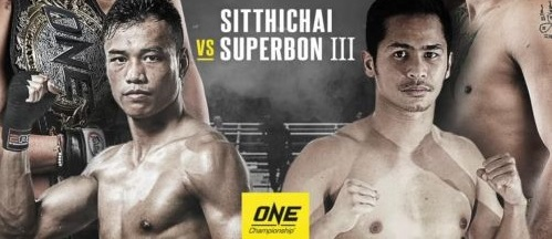 Sittichai vs. Superbon