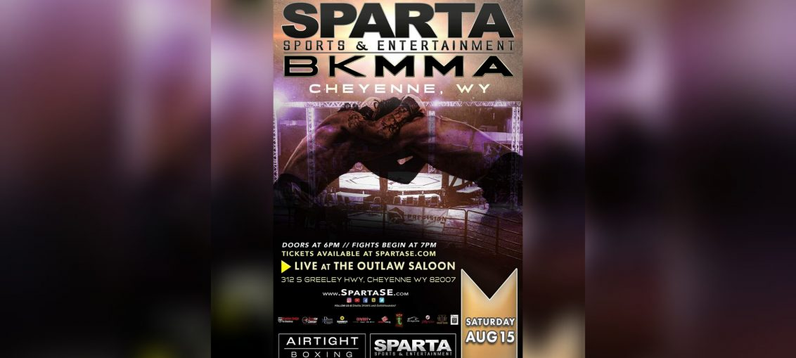 Sparta BKMMA Event Poster