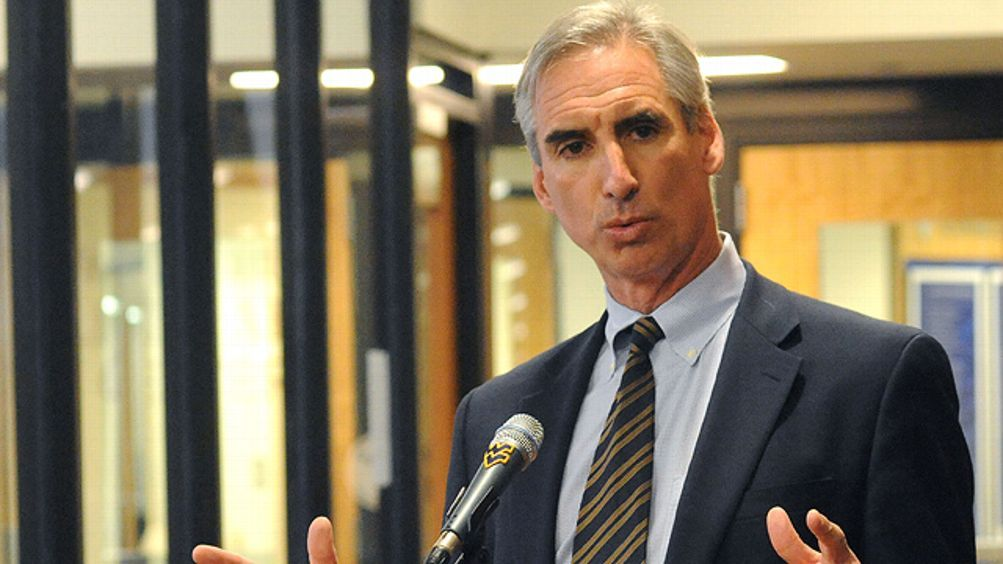 Oliver Luck College Football