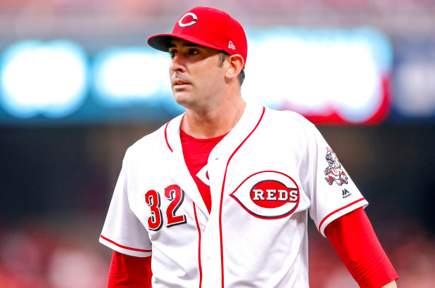 Matt Harvey on the Reds.