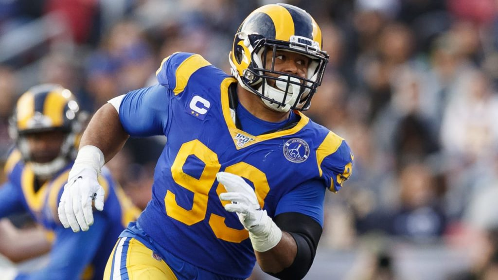 Aaron Donald is an All-Pro candidate in 2020.