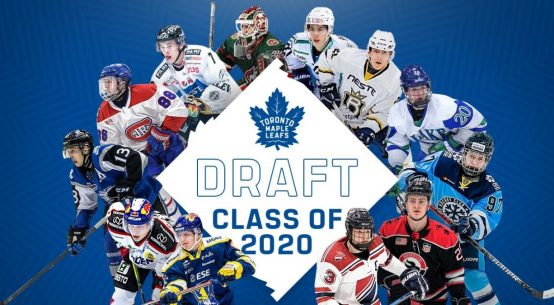 The Leafs 2020 Draft Class