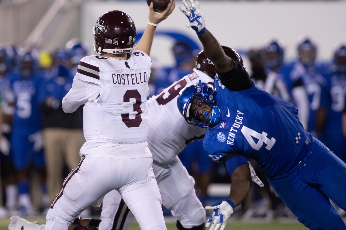 Kentucky vs Mississippi State