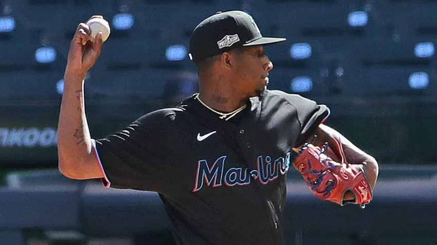 Marlins RHP Sixto Sanchez