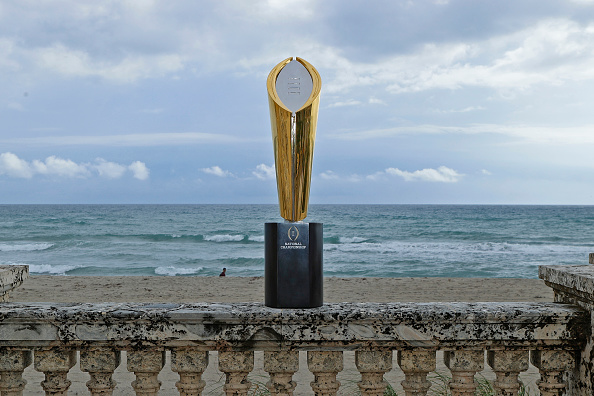 College Football Playoff Schedule: Who's In, Who's Out, and Why?