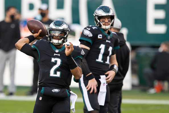 Eagles Quarterback Change Brings More Questions Than Answers