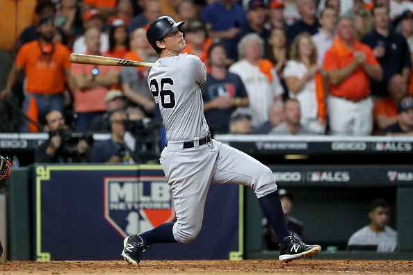 2021 New York Yankees: The Infield Situation