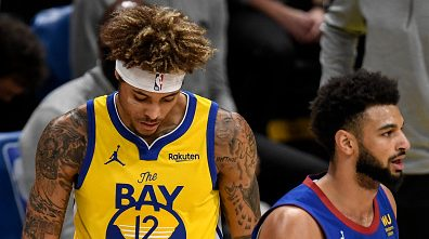 Warriors Considering Trading Kelly Oubre, Jr. to the Pelicans, Per Report
