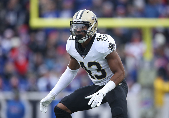 NFL Free agency marcus williams