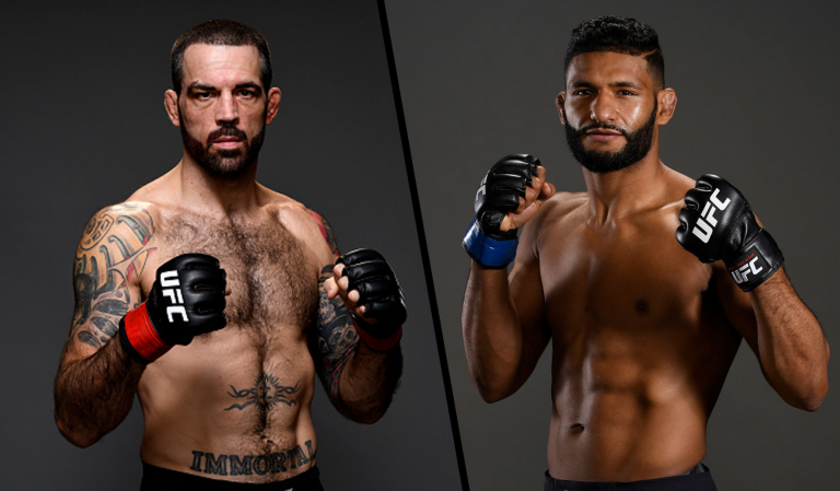 Matt Brown To Fight Dhiego Lima at UFC event on June 19th