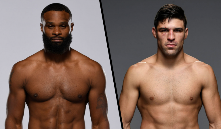 UFC 260: Tyron Woodley vs Vicente Luque Fight Preview
