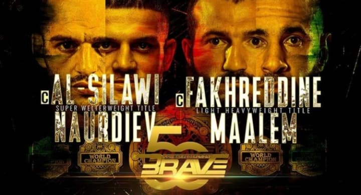 Fights You Don't Want to Miss on Brave CF 50